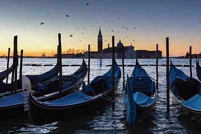 Photograph - Venice by Evgeni Dinev