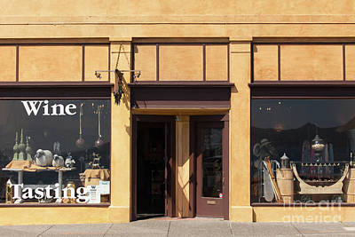 Photograph - Venice Gourmet Boutique On Bridgeway Sausalito California 5d2900 by San Francisco