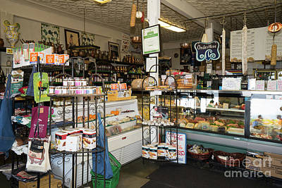 Photograph - Venice Gourmet Boutique On Bridgeway Sausalito California Dsc6060 by Wingsdomain Art and Photography