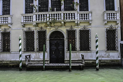 Photograph - Venice, Italy by Printed Pixels