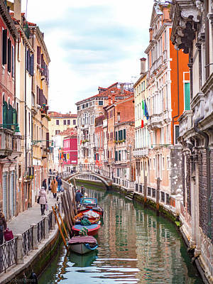 Photograph - Venice Italy by Debbie Karnes
