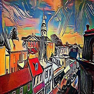 Venice, Italy - My Www Vikinek-art.com Art Print