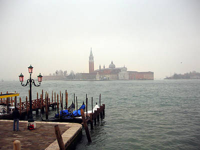 Photograph - Venice by Jed Holtzman