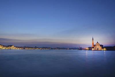 Quadro Photograph - Venice Lagoon by Adriano Bussi