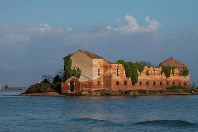 Venice Lagoon Art Print by Art Ferrier