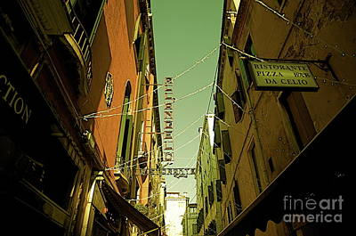 Photograph - Venice by Louise Fahy