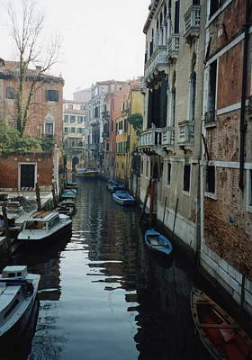 Art Print featuring the photograph Venice by Marna Edwards Flavell