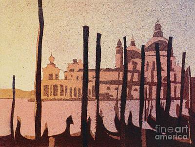 Painting - Venice Morning by Ryan Fox