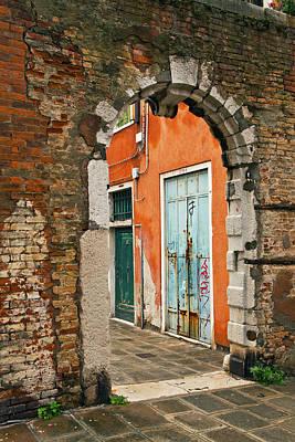 Venice Passage Art Print by Art Ferrier
