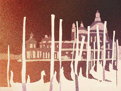 Painting - Venice Reversed by Ryan Fox