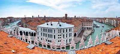 Photograph - Venice Rooftops by Fabrizio Troiani