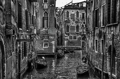 Photograph - Venice by Unsplash