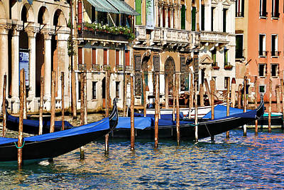 Photograph - Venice Untitled by Brian Davis