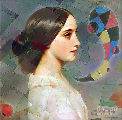Analog Painting - Venita by Ante Barisic