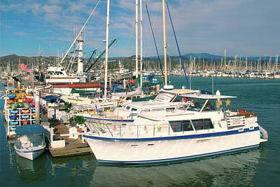 Photograph - Ventura Harbor California by Ram Vasudev