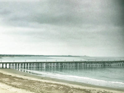 Photograph - Ventura Pier by Dominic Piperata