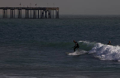 Photograph - Ventura Pier by Michael Gordon