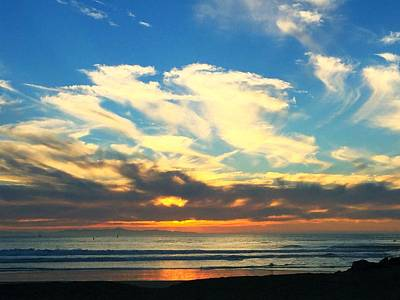 Photograph - Ventura Sunset by Miki Klocke