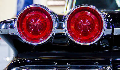 Barrett Jackson Wall Art - Photograph - Ventura by Wayne Vedvig