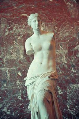 Photograph - Venus De Milo by Songquan Deng