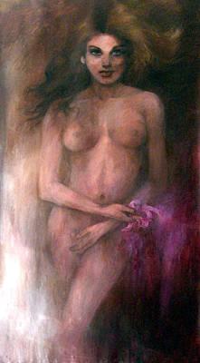 Venus Art Print by Elisabeth Nussy Denzler von Botha