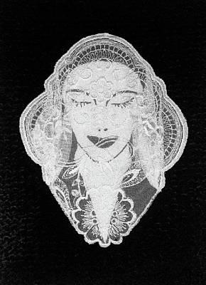 Venus Art Print by Marie Halter