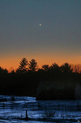 Photograph - Venus Twilight by John Meader