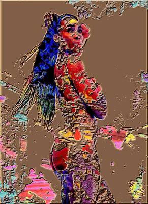 Venus Williams Mixed Media - Venus Williams Wall Art by Brian Reaves