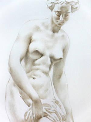 Painting - Venus1b by Valeriy Mavlo
