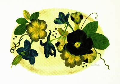 Veranda Print by Kathie McCurdy
