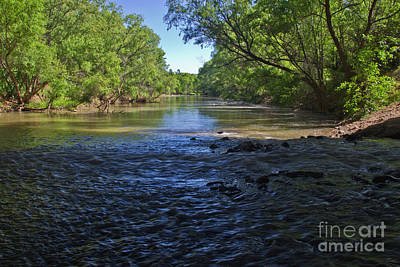 Photograph - Verde River by Kathy McClure