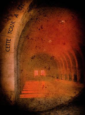 Photograph - Verdun, France - Ossuary Hall by Mark Forte
