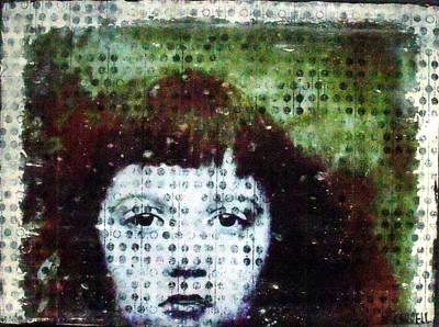 Digital Manipulation Mixed Media - Verdure by Susan McCarrell