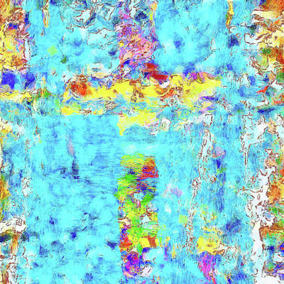 Digital Art - Verily Four by Payet Emmanuel