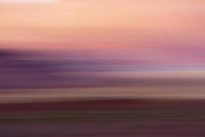 Vermilion Cliff At Dusk Art Print
