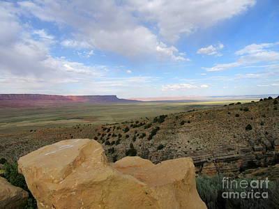 Photograph - Vermilion Cliffs Arizona by Marlene Rose Besso
