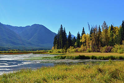 Photograph - Vermillion Lake No. 7-1 by Sandy Taylor