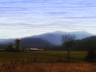 Barn Photograph - Vermont by Bill Cannon
