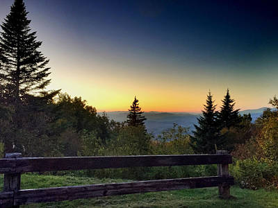 Photograph - Vermont Evening by Pat Moore