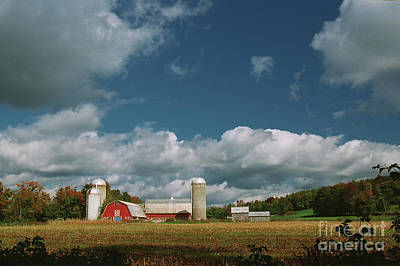 Photograph - Vermont Farmland by Nicki McManus