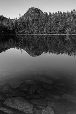 Vermont-mount Mansfield-mountain-pond Art Print by Andy Gimino