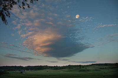 Photograph - Vermont Scene #4 by Yuri Lev