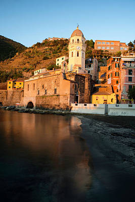 Photograph - Vernazza Suggestions by Yuri Santin