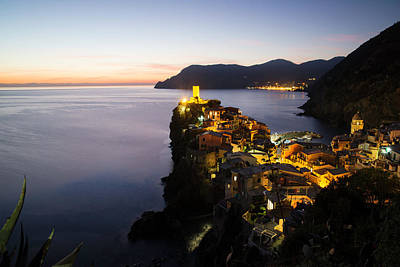 Photograph - Vernazza by Yuri Santin