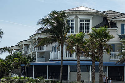 Photograph - Vero Beach Condos by Nance Larson