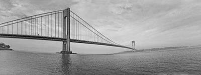 Verrazano Bridge - Small - 6 Ft Long - Panorama Original