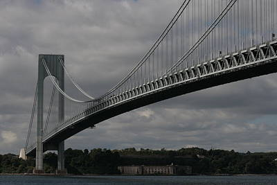 Photograph - Verrazano by Christopher Kirby