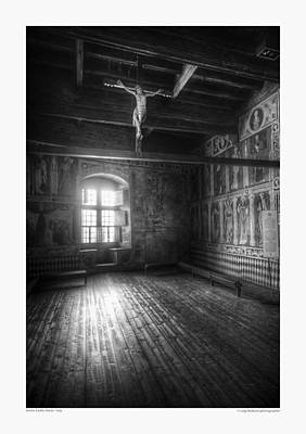 Photograph - Verres Castle by Luigi Barbano