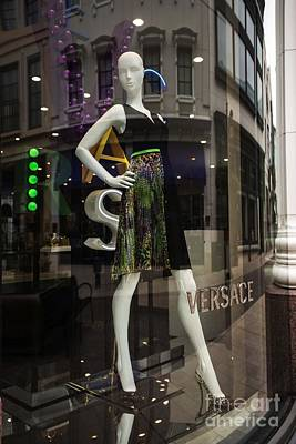 Photograph - Versace by David Bearden