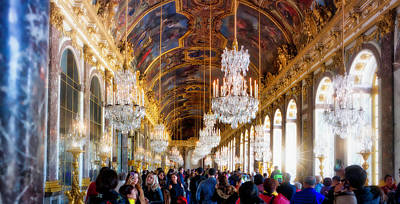 Photograph - Versaille Assembly by Chris Hood